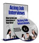 Acing Job Interviews the Audio Book